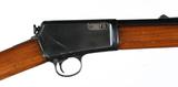 Winchester 3 Semi Rifle .22 win auto