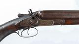 English  SxS Shotgun 12ga