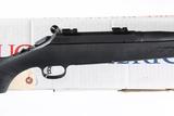 Ruger American Bolt Rifle 7mm-08 rem