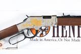 Henry H004FOE Golden Boy Lever Rifle .22 sllr