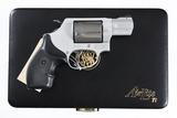 Smith & Wesson 337 Revolver .38 spl+p