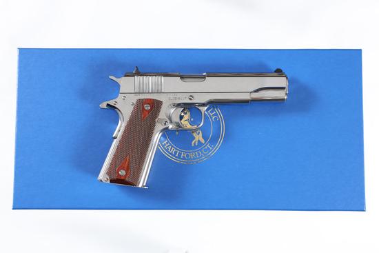 Colt Custom Pistol .38 super