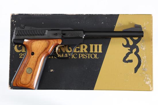 Browning Challenger III Sporter Pistol .22 lr