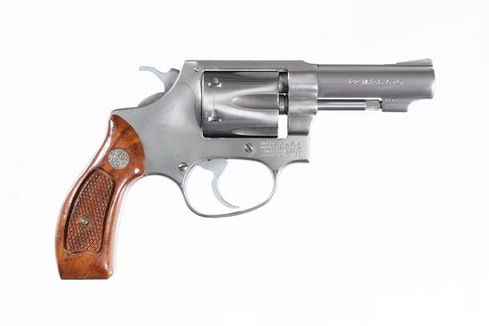 Smith & Wesson 650 Revolver .22 mag