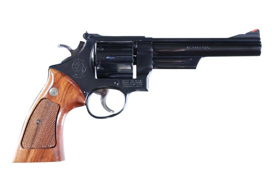 Smith & Wesson 25-5 Revolver .45 Colt