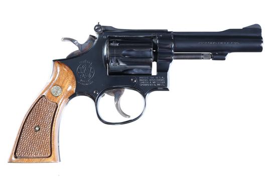 Smith & Wesson 18-4 Revolver .22 lr