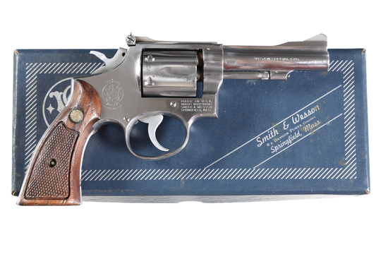 Smith & Wesson 67 Revolver .38 spl