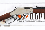 Henry H004SM Lever Rifle .22 mag