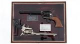 Matched Pair Colt SAA Revolvers .44 CF / .45 cal