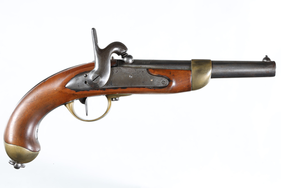 French 1822 Perc Pistol .72 cal