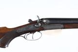 Austrian  SxS Shotgun 16ga