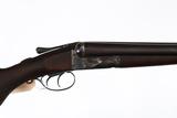 Fox Sterlingworth SxS Shotgun 12ga