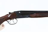 Savage Fox  B-C SxS Shotgun 20ga
