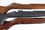 Lot of 3 rifle stocks