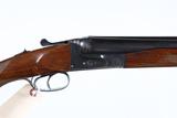 Zabala  SxS Shotgun 12ga