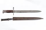 U.S. Krag Rifle Bayonet