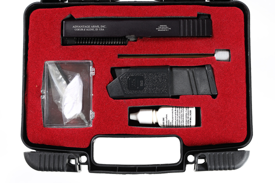Glock .22 lr conversion kit