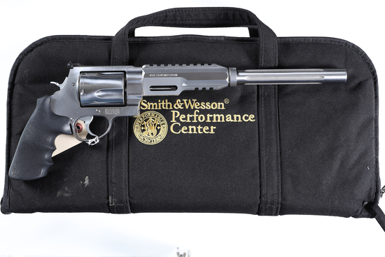 Smith & Wesson 460 Revolver .460 s&w mag