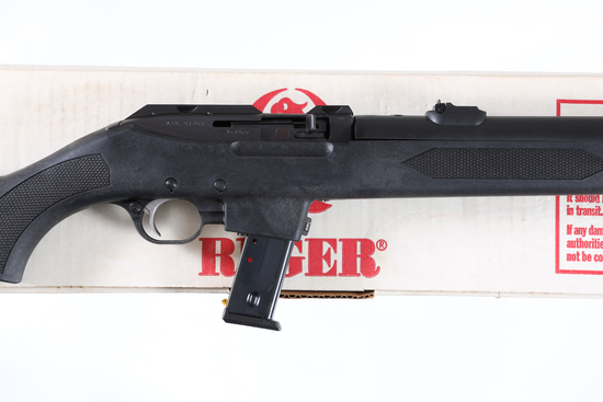 Ruger PC4 Semi Rifle .40 s&w