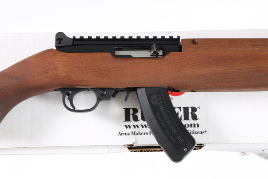 Ruger 10 22 Semi Rifle .22 lr