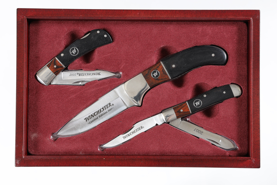 Winchester 3 knife set