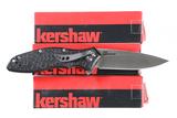 3 Kershaw Oso Sweet knives