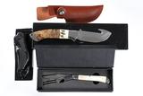 3 Sarge/Sparta knives