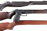 3 stocks & Sig pistol shell