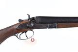 Wright Arms Co. 1905 SxS Shotgun 12ga