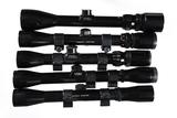 5 Bushnell Scopes