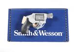 Smith & Wesson 642-1 Airweight Revolver .38 spl+p