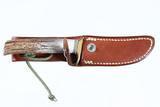 Randall Model 21 Knife