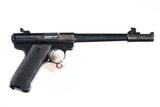Ruger Mark I Target Pistol .22 lr