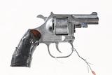 Clerke 1st Revolver .32 s&w