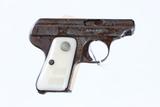 Brescia  Pistol 6.35 cal