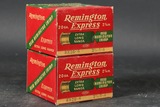 2 bxs Remington Kleanbore 20ga ammo