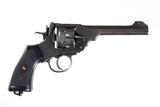 Webley Mark VI Revolver .455 webley