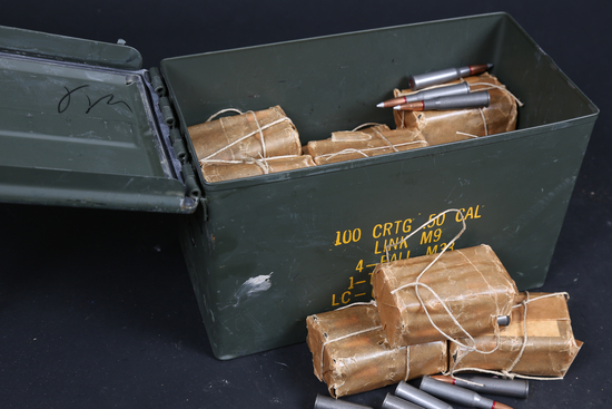 Lot of 7.62x54R ammo
