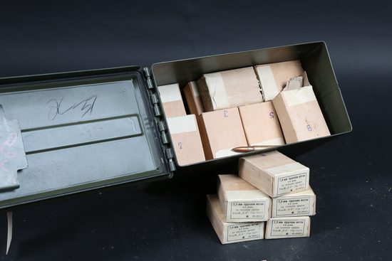 Lot of 8mm mauser ammo