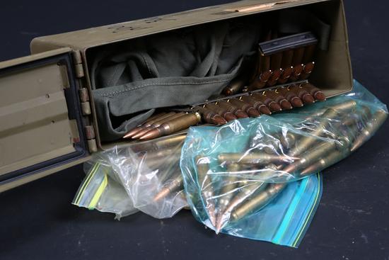 Lot of .308 win ammo