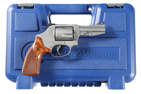 Smith & Wesson 60-15 Revolver .357 mag