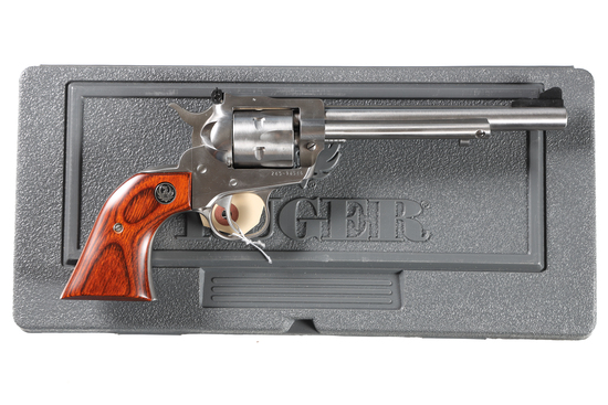 Ruger Super Single Six Revolver .22lr/Mag