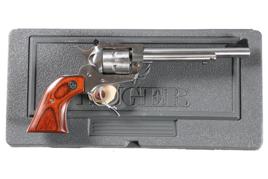 Ruger Super Single Six Revolver .22lr/Mag