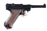 DWM Luger Pistol 9mm para