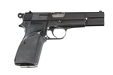 Browning High Power Pistol 9mm