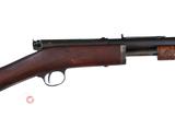 J Stevens 80 Gallery Slide Rifle .25 Stevens