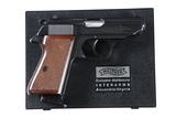 Walther PPKS Pistol .22lr