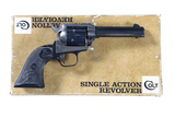 Colt Peacemaker Revolver .22 lr/mag
