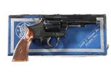 Smith & Wesson K-22 Combat Masterpiece Revolver .22lr
