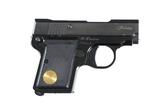 Wilkinson Arms Sherry Pistol .22 lr
